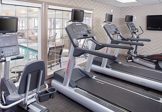 Residence Inn Portland Scarborough: Fitness Center