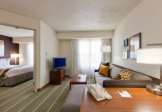 Residence Inn Merrillville: One-Bedroom Suite