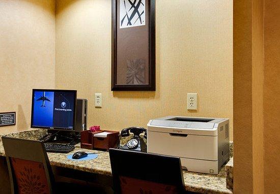 Residence Inn Merrillville: Business Center