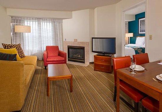 Ellicott City, Мэриленд: Two-Bedroom Suite