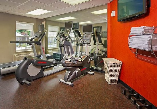 Residence Inn Columbia: Fitness Center