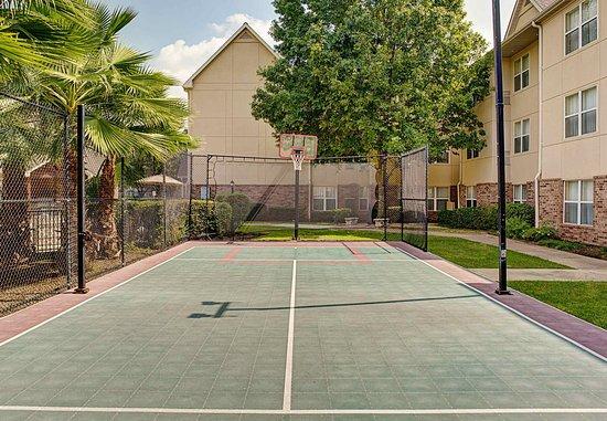 Residence Inn Houston Westchase on Westheimer: Sport Court