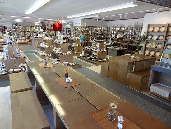 Pello, Finland: Restaurant and shop