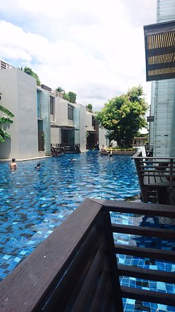 Let's Sea Hua Hin Al Fresco Resort: super convenient