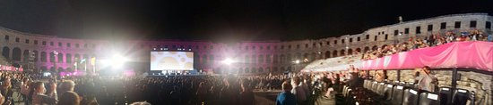 The Arena in Pula: 20160714_234029_Pano-1_large.jpg