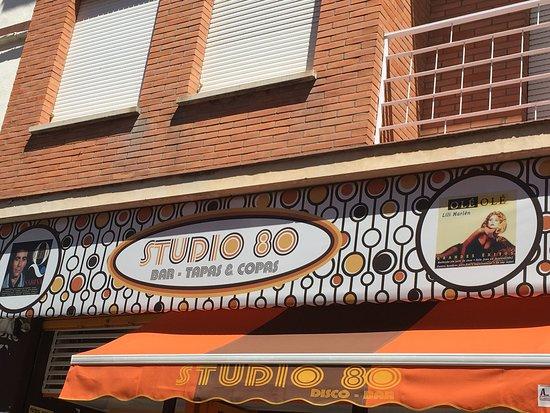 Almaden, España: Studio 80