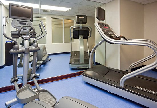 SpringHill Suites Rochester Mayo Clinic Area/Saint Marys: Fitness Center