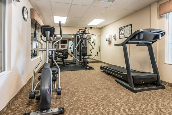 Hermiston, Oregón: Fitness Center