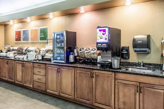 Comfort Inn & Suites: Miscellaneous