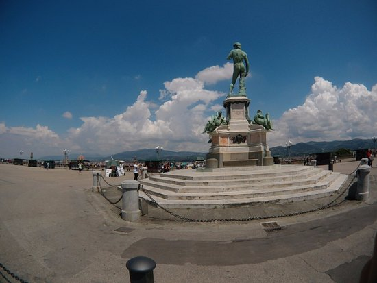 Plus Camping Michelangelo: Piazzale Michelangelo