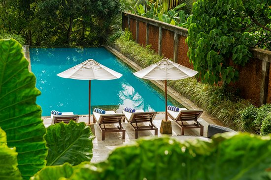 Tamarind Hill by Asia Leisure: The secluded poolside
