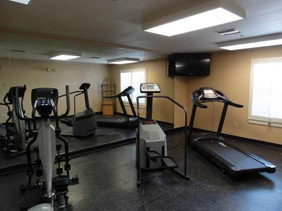 Extended Stay America - Dallas - Plano: On-Site Fitness Facility