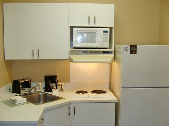 Extended Stay America - Princeton - South Brunswick: Fully-Equipped Kitchens