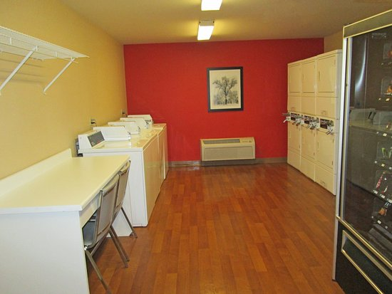 Extended Stay America - Fort Worth - City View: On-Premise Guest Laundry