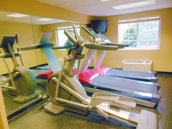 Extended Stay America - Secaucus - New York City Area: On-Site Fitness Facility