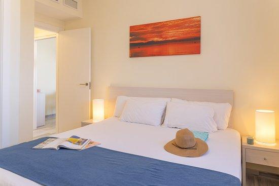 Apartamentos Pierre & Vacances Roquetas de Mar: Habitación