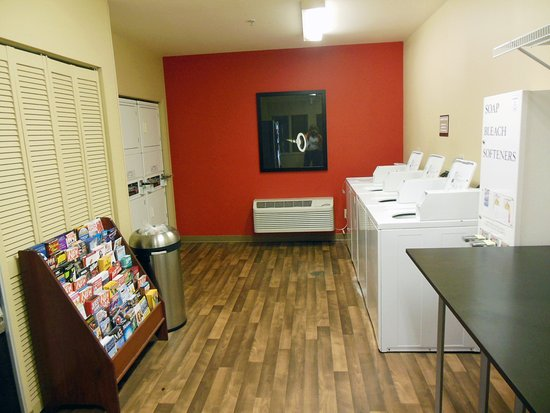 Extended Stay America - Secaucus - Meadowlands: On-Premise Guest Laundry
