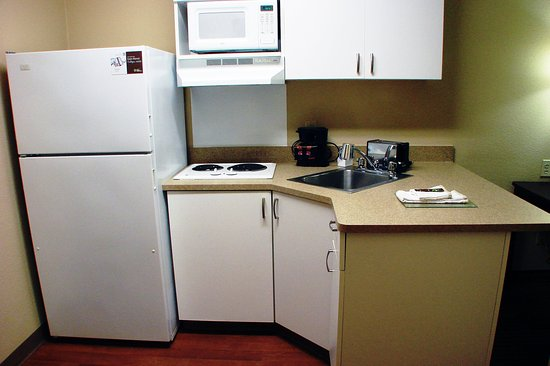 Extended Stay America - Pittsburgh - West Mifflin: Fully-Equipped Kitchens