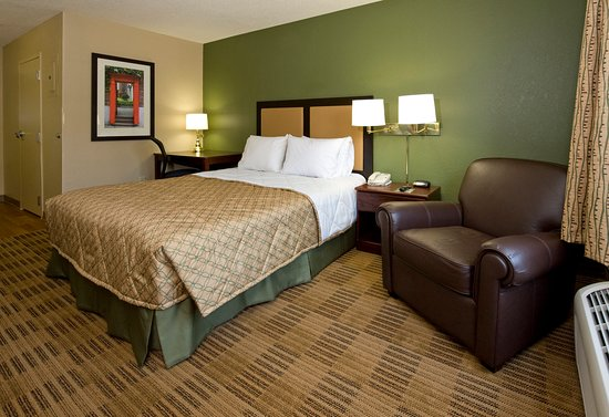 إكستندد ستاي أميركا فيشكيل - ويستجيت سنتر: Studio Suite - 1 Queen Bed
