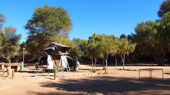 Karas Region, Namibia: Campsite