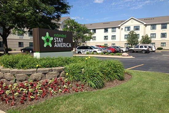 Extended Stay America - Chicago - Itasca: Extended Stay America