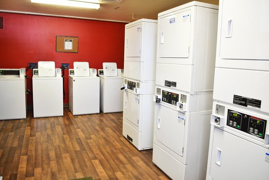 Extended Stay America - Denver - Lakewood South: On-Premise Guest Laundry