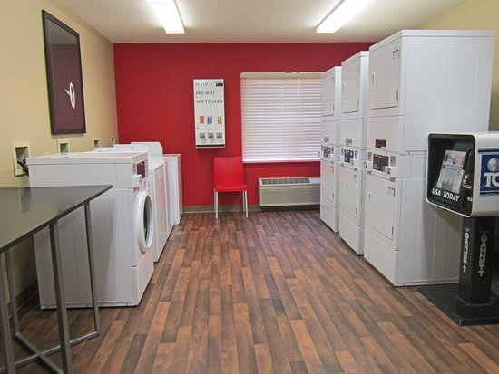 Extended Stay America - Rochester - Greece: On-Premise Guest Laundry
