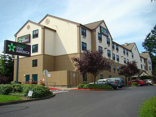 Everett, WA: Extended Stay America