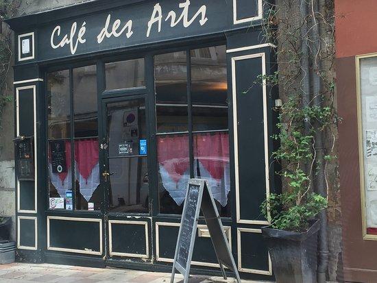 Le Cafe des Arts : photo0.jpg