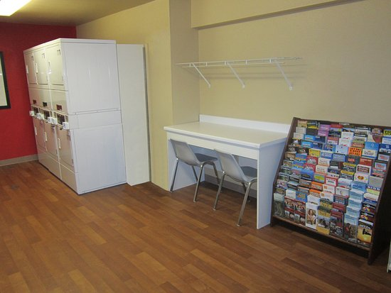 Extended Stay America - Sacramento - Arden Way: On-Premise Guest Laundry