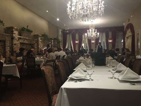 Lovely solo dinner on last night in NOLA