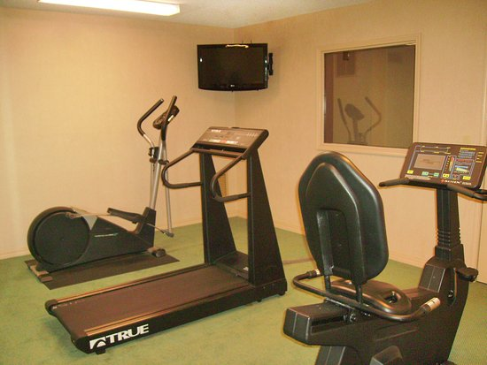 Extended Stay America - Tulsa - Midtown: On-Site Fitness Facility