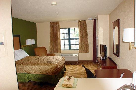 Carnegie, Пенсильвания: Studio Suite - 1 Queen Bed
