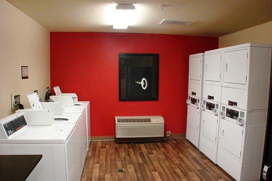 Carnegie, Пенсильвания: On-Premise Guest Laundry