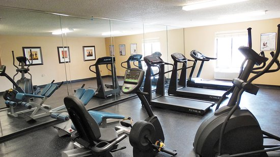 Extended Stay America - Arlington - Six Flags: On-Site Fitness Facility