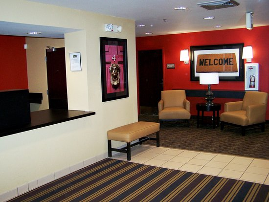 Extended Stay America - Minneapolis - Eden Prairie - Valley View Road : Lobby and Guest Check-in