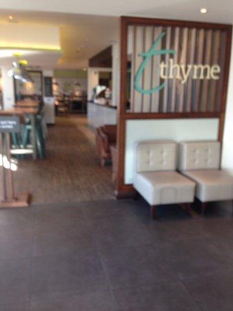 Premier Inn Luton Town Centre Hotel: Restaurant