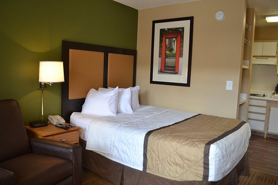 Extended Stay America - Denver - Tech Center - North: Studio Suite - 1 Queen Bed