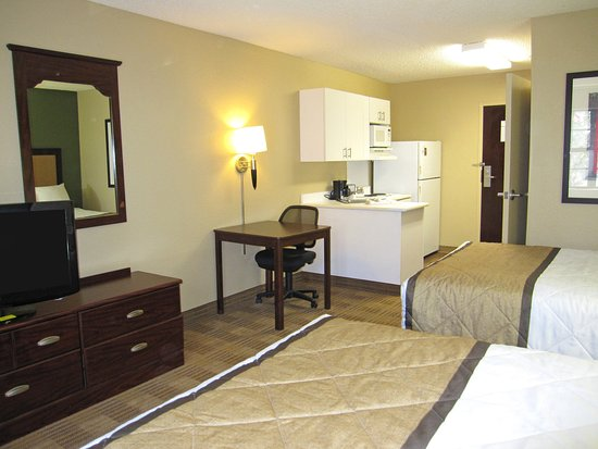 Extended Stay America - San Jose - Milpitas: Studio Suite - 2 Double Beds