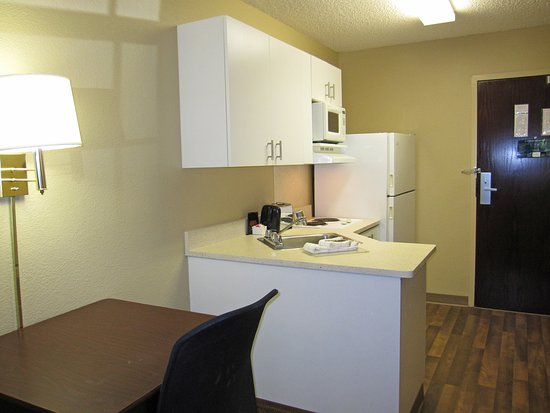 Extended Stay America - San Jose - Milpitas: Fully-Equipped Kitchens