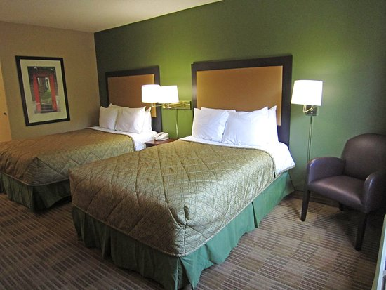 Extended Stay America - St. Petersburg - Clearwater - Executive Dr.: Studio Suite - 2 Double Beds