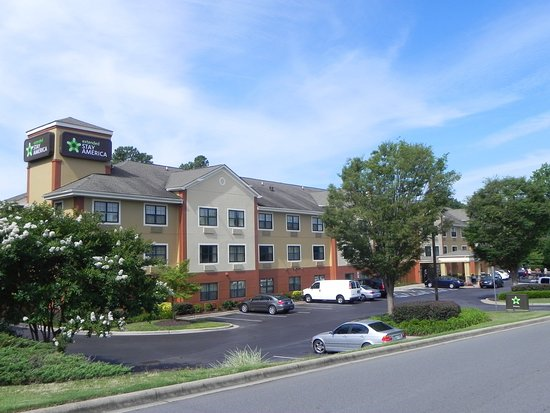 Extended Stay America - Charlotte - University Place (Charlotte, NC ...
