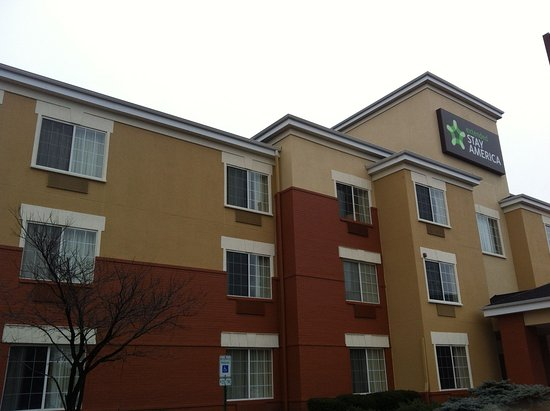 Extended Stay America - Chicago - Schaumburg - Convention Center: Extended Stay America