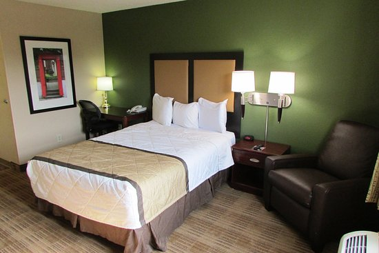 Extended Stay America - Atlanta - Clairmont: Studio Suite - 1 Queen Bed