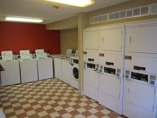 Extended Stay America - Orange County - Brea: On-Premise Guest Laundry