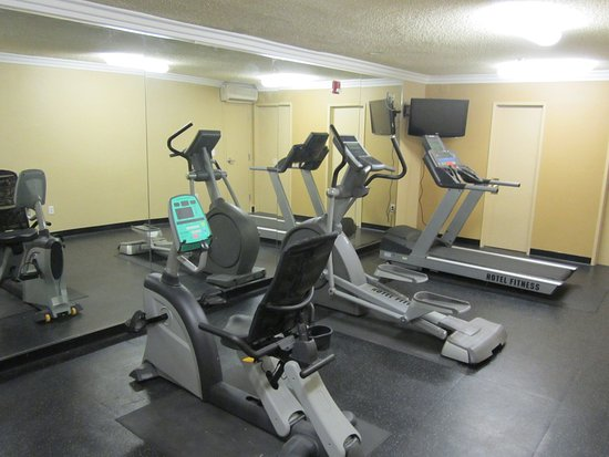 Extended Stay America - Orange County - Brea: On-Site Fitness Facility