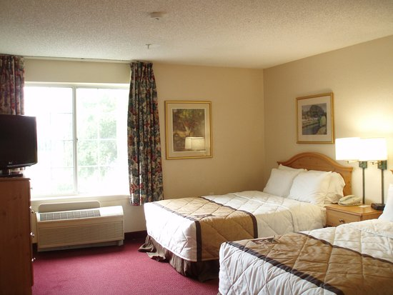 Extended Stay America - Jacksonville - Baymeadows: Studio Suite - 2 Double Beds