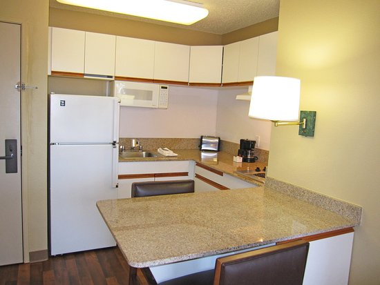 Extended Stay America - San Jose - Downtown: Fully-Equipped Kitchens