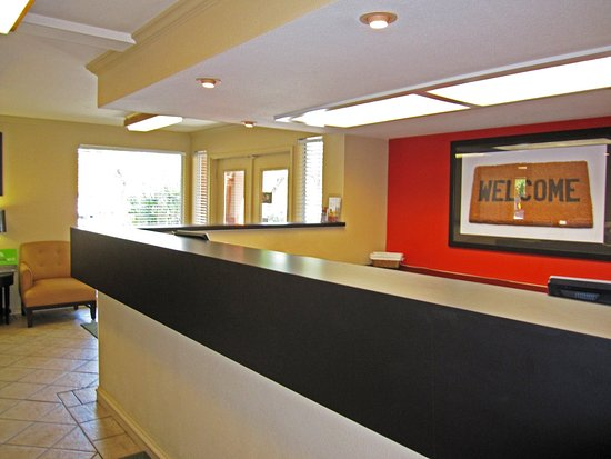 San Mateo, Californien: Lobby and Guest Check-in