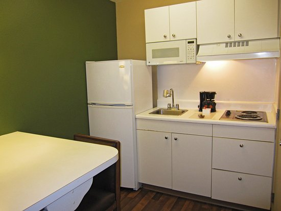 Extended Stay America - San Francisco - San Mateo - SFO: Fully-Equipped Kitchens